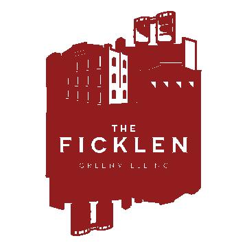 The Ficklen Greenville NC logo
